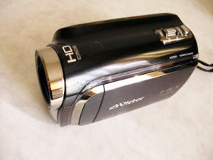 Victor Everio GZ-HD320-B データ復旧