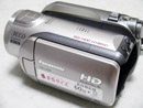 Panasonic HDC-HS9 データ復旧
