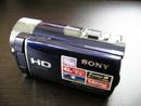 SONY ハンディカム HDR-CX180 データ復旧