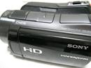 ソニー ハンディカム HDR-SR12 データ復旧