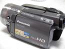 Panasonic HDC-HS350 データ復旧