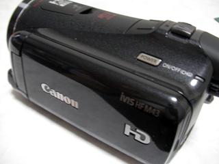 HF M43 ビデオカメラ復元 フォーマットして消えた