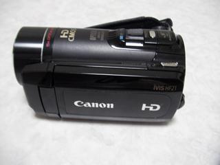 ビデオカメラ データ復旧 Canon iVIS HF21 鳥取県鳥取市のお客様