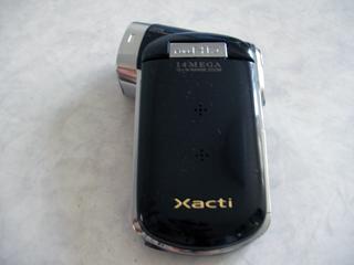 SANYO Xacti DMX-CG110