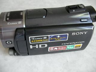 ハンディカム データ復旧 SONY HDR-CX550V 茨城県稲敷市のお客様