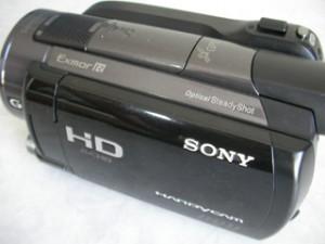 ハンディカム データ復旧 SONY HDR-XR520V 東京都板橋区のお客様