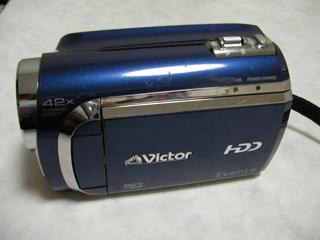 ビデオカメラ データ復旧 Victor Everio GZ-MG840-A 東京都町田市のお客様