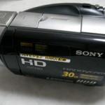 ハンディカム データ復旧 SONY HDR-SR1 東京都荒川区のお客様