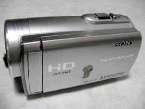 ハンディカム データ復旧 SONY HDR-CX370V 福岡県北九州市のお客様