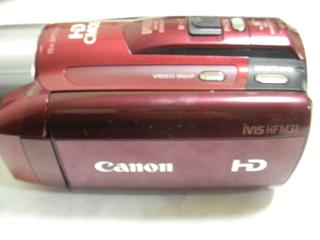 ハンディカム データ復旧 Canon iVIS HF M31 千葉県市川市のお客様