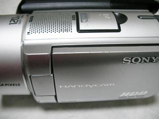 ハンディカム データ復旧 SONY DCR-SR100 大阪府茨木市のお客様