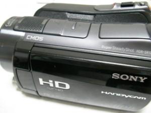 ハンディカム データ復旧 SONY HDR-SR12 三重県鳥羽市のお客様