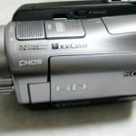 ハンディカム データ救出 SONY HDR-SR7 奈良県宇陀市のお客様