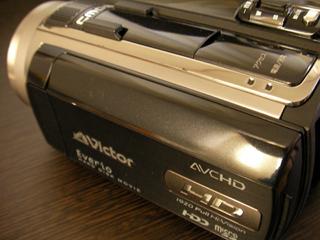 ハンディカム データ救出 Victor Everio GZ-HD40 埼玉県さいたま市のお客様