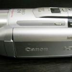 Canon iVIS HF M32 のデータ復旧