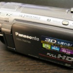 Panasonic HDC-TM750 データ復旧