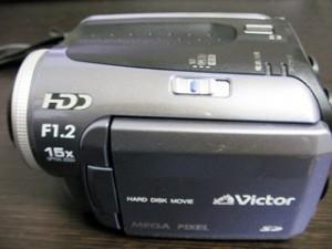 Victor Everio GZ-MG40-A データ復旧 東京都小平市