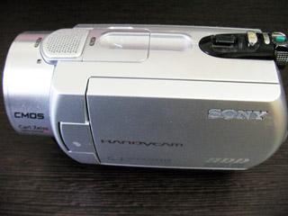 ハンディカム データ救出 SONY DCR-SR300 神奈川県鎌倉市のお客様