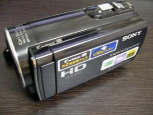 SONY ハンディカム HDR-CX170 データ復旧 東京都品川区