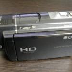 SONY ハンディカム HDR-CX520V データ復旧 和歌山県新宮市