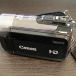 Canon iVIS HF20 データ救出 千葉県船橋市のお客様