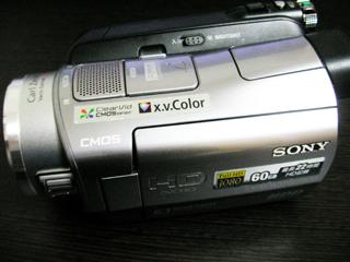 ハンディカム データ救出 SONY HDR-SR7 東京都江戸川区のお客様