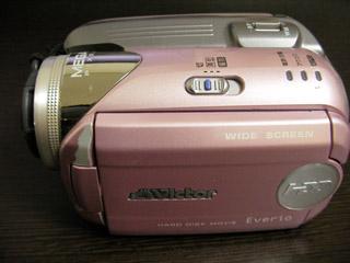 ビデオカメラ データ救出 Victor Everio GZ-MG47-P 神奈川県藤沢市のお客様