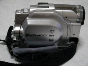 ビデオカメラ データ復旧 HITACHI DZ-HS303 Wooo 東京都港区のお客様