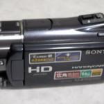 ビデオカメラ データ復旧 ソニー HDR-CX550V 京都府京都市西京区のお客様