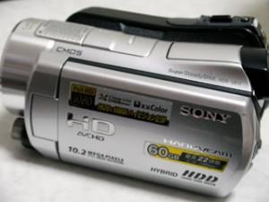 ビデオカメラ データ復旧 SONY HDR-SR11 神奈川県足柄上郡のお客様