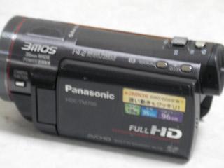 ビデオカメラ データ復旧 Panasonic HDC-TM700 横浜市保土ヶ谷区のお客様
