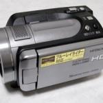 ビデオカメラ データ復旧 HITACHI WOOO DZ-HD90 東京都昭島市のお客様