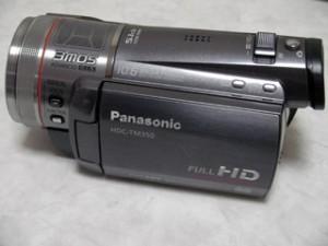 ビデオカメラ データ復旧 パナソニック HDC-TM350 山形県山形市のお客様