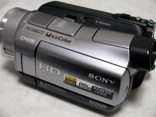 ビデオカメラ データ復旧 SONY HDR-SR7 愛知県名古屋市のお客様