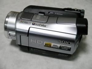 ビデオカメラ データ復旧 ソニー HDR-SR7 千葉県木更津市のお客様