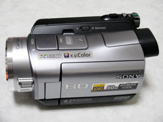 ハンディカム データ復旧 ソニー HDR-SR7 神奈川県藤沢市のお客様