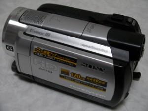 ハンディカム データ復旧 SONY HDR-XR500V 東京都中央区のお客様