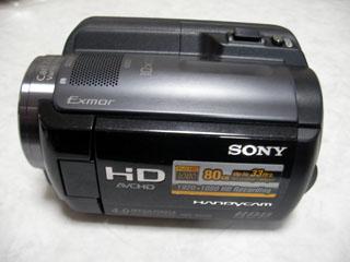 ビデオカメラ データ復旧 SONY HDR-XR100 千葉県八千代市のお客様