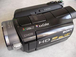 ビデオカメラ データ復旧 SONY HDR-SR8 茨城県つくば市のお客様
