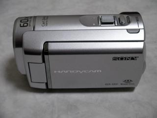 ビデオカメラ データ復旧 ソニー HDR-CX550V 岡山県備前市のお客様