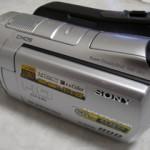 ハンディカム データ復旧 SONY HDR-SR11 北海道帯広市のお客様