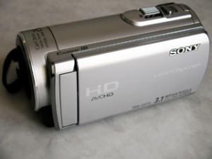 ハンディカム データ復旧 ソニー HDR-CX170 神奈川県南足柄市のお客様
