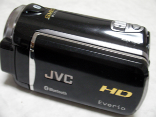 ビデオカメラ データ復旧 Everio JVC GZ-HM570-B 鹿児島県南さつま市のお客様