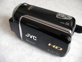 ビデオカメラ データ復旧 Victor Everio GZ-HM570-B 北海道赤平市のお客様