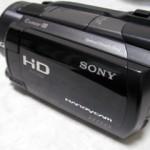 ハンディカム データ復旧 SONY HDR-XR520V 京都府京都市のお客様