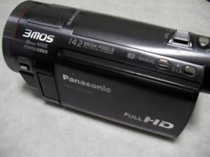 ビデオカメラ データ復旧 パナソニック HDC-TM700 静岡県浜松市のお客様