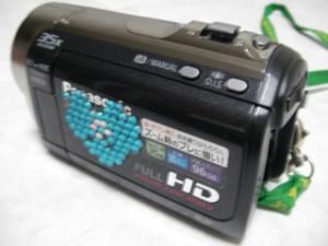 ハンディカム データ復旧 Panasonic HDC-TM70 兵庫県三田市のお客様