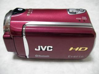 ビデオカメラ データ復旧 Victor Everio GZ-HM570-R 東京都杉並区のお客様