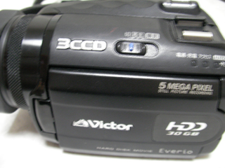 ビデオカメラ データ復旧 Victor Everio GZ-MG505-B 神奈川県横浜市のお客様