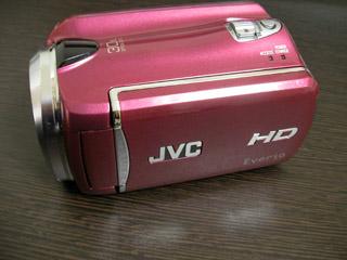 ビデオカメラ データ復旧 エブリオ GZ-HD620-R 大阪府守口市のお客様